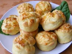 Tapas, Hungarian Recipes, Hungarian Food, Scones, Baked Potato, Cauliflower, Bakery, Muffin, Food And Drink