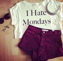 I have my Monday outfit all planed out now