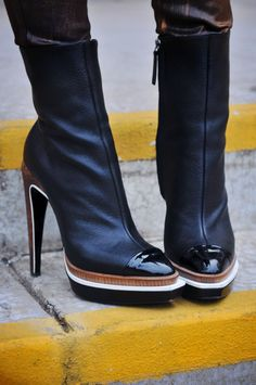 Proenza Schouler boots on Sea of Shoes