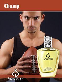 Parfum pentru barbati Champ EDP - 50 ml Champs, The Originals, Lady