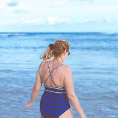 Your health post hysterectomy – happy healthy you Plus Size One Piece, Hagia Sophia, Body Warmer, Hot Flashes, Icebreaker, Bone Health, Look In The Mirror, Plus Size Swimwear, Menopause