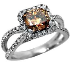 I need a chocolate diamond. STAT!!! Le Vian Chocolate diamonds. To die for.