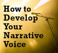 By Janice Hardy, @Janice_Hardy    This week's Refresher Friday takes an updated look at how to develop your narrative voice. Enjoy!    Voi...