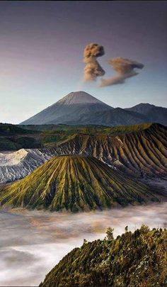 Mount Bromo, Java, Indonesia , from Iryna