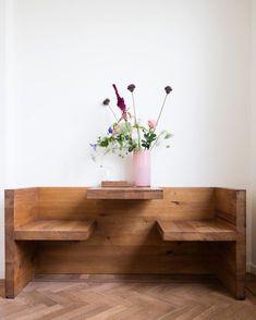 Bom dia! Ideia bacana para pequenos espaços.  Pinterest:  http://ift.tt/1Yn40ab http://ift.tt/1oztIs0 |Imagem não autoral|