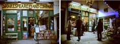 Shakespeare and Company in Paris by http://guzelonlu.com/blog/?p=1174