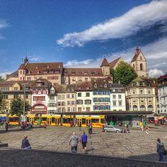 Photos at Basel - Altstadt Kleinbasel - Basel-City