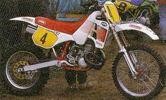 Kees Van Der Ven's 1989 semi-works KTM500