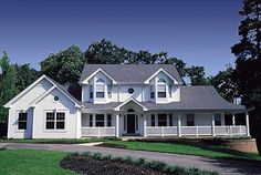 5 Bedroom Home Plan Embraces Large Family