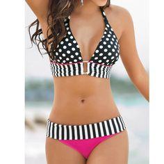 7a69a6f0bc22 Trasporto libero 2015 vendita calda sexy costumi da bagno donna neoprene  bikini a fascia push-