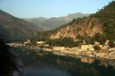 Ganges River | Bschryybig Ganges River at Rishikesh.jpg