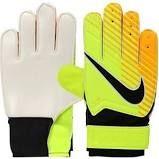 Nike Gs0343-715 Gk Jr Match Kaleci Eldiveni - 8 Yaş - Sarı