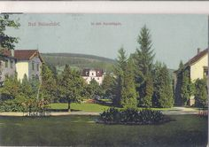 Kurpark 1918