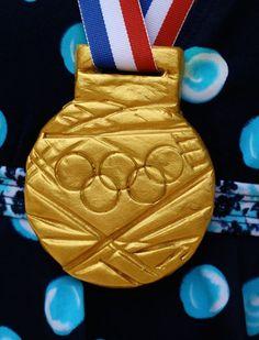 Olympische medailles maken - www.activitheek.nl