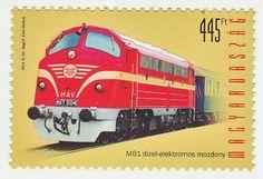 Rail Transport, Mo S, Locomotive, Postage Stamps, Transportation, History, World, Vehicles, Buses
