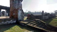 """30 Suka, 1 Komentar - Roedie Nacculla (@nacculla12) di Instagram: """"This Kaibon palace was destroyed by the Dutch government in 1832, along with the Surosowan court.…"""""""