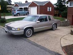 $3,500  South 89 Cadillac Coupe De Ville