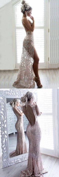 prom dresses, long prom dresses, sexy backless prom party dresses, cheap prom dresses 2017