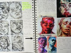 ART | Sketchbook Snippet