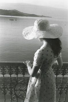 adanvc:Sophie, Collioure, France, 1954.by Edouard Boubat