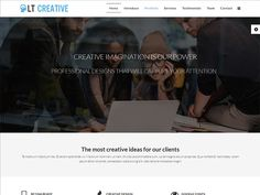 LT Creative Onepage is Free Creative Joomla Template tailored for creative company /Creative Onepage Joomla template websites. It is 100% responsive, clean and stylish, building with One Page template style.