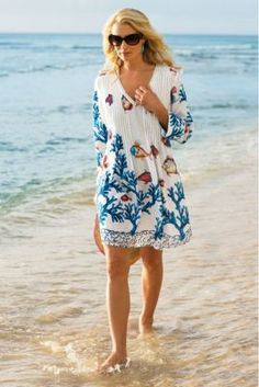 Seychelles Tunic from Soft Surroundings