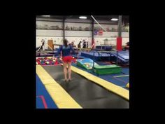 Preschool Gymnastics Lesson Plans ANIMAL Week Gymnastics Footnotes - YouTube