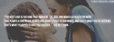The Notebook Quote  #Fitness #Diet