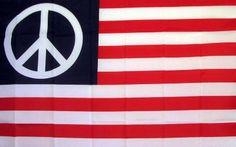 US Peace Historical 3'x 5' Flag