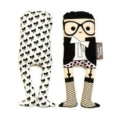 Chantal Medium Doll, $28, now featured on Fab.