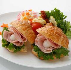 Pearl sandwiches.