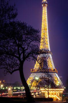 0ce4n-g0d: Paris - City of Light by Vu Anh