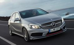 New Mercedes Benz A Class