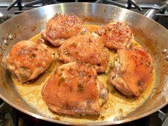 Sticky Thai Chicken 2