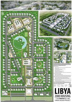Urban Design at Libya A2 by bearsign on deviantART