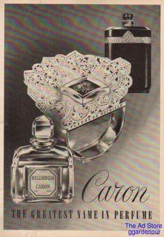 this ad for caron poivre relates to the fact that it was With chambre bébé design avec caron fleur de rocaille