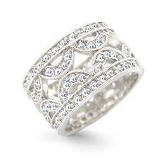 I love this wedding ring...a girl can dream right!?