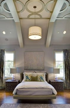 coordinating bedroom pendant lighting ideas - Google Search