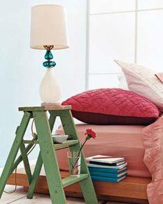ladder for side table