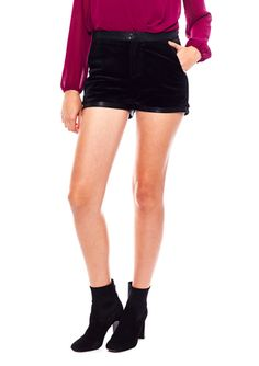 On ideel: C. LUCE Velvet Short