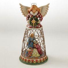 Jim Shore Christmas Angels