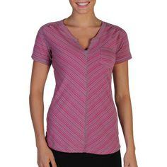 ExOfficio Go-To Pocket Stripe Shirt - Women's
