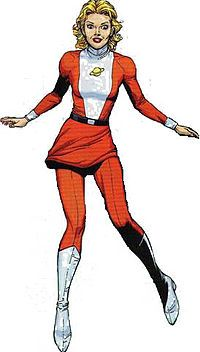 Saturn Girl - Wikipedia, the free encyclopedia