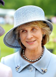 The WI Centenary Garden Party The Duchess of Gloucester