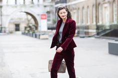 Take style cues from the best of the best across the pond with these 70 street style snaps from London Fashion Week.