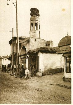 Ул. Эски-Джуа в старом городе.