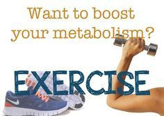 EXERCISE is a must
