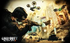 Image Call of Duty : Black Ops II PlayStation 3 - 33287