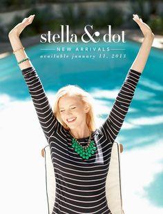 Stella & Dot Spring 2013 www.stelladot.com/ChristineManalla