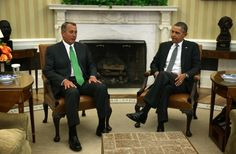 How 'Wuthering Heights' explains the relationship of Barack Obama and John Boehner - by Jaime Fuller